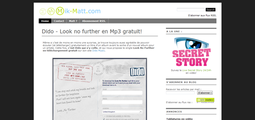Matt » Blog geek, Internet et marketing 2.0_1219450098233
