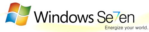 Logo Windows Seven 7