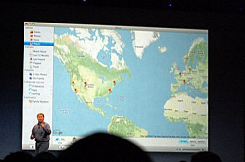 iLife 09 - Keynote MacWorld