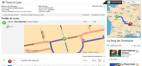 Mappy - plans, itinéraires, guide d'adresses en Europe - Mappy_1243683697050
