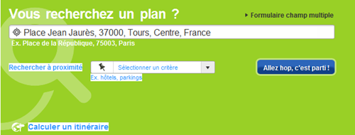 Mappy - plans, itinéraires, guide d'adresses en Europe - Mappy_1243683900199