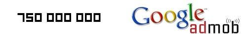 google rachete admob