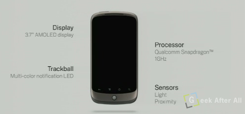 hardware google mobile