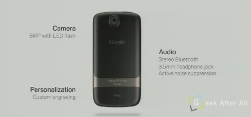 hardware google phone