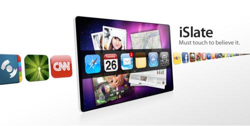 photo tablette apple