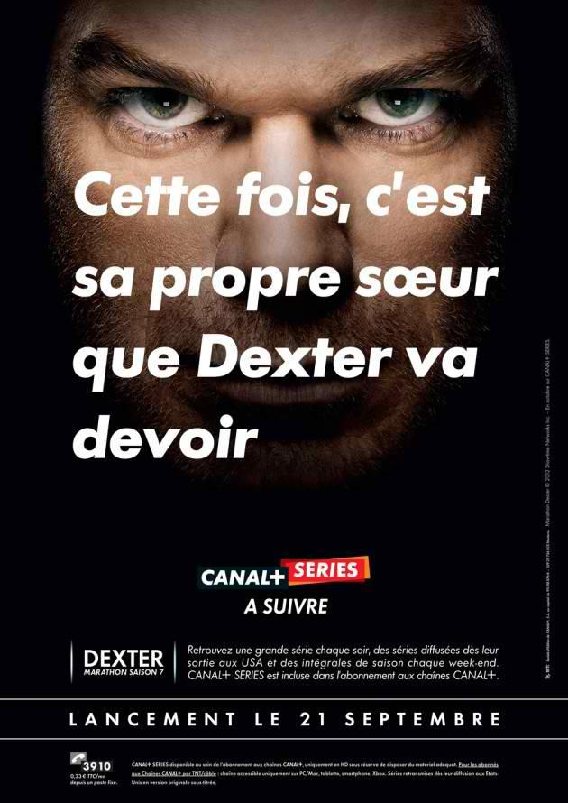 Cette fois, c'est sa propre soeur que Dexter va devoir