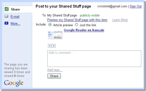 google-shared-stuff