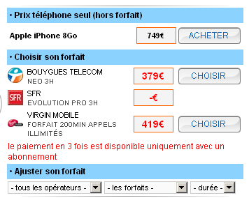 Apple iPhone 8Go_1193395933796